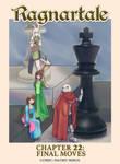 Ragnartale AU / ENGLISH VERSION / Ch 22 / cover