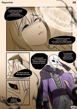 Ragnartale AU  S2 / spanish / Cap. 28 / pagina 416