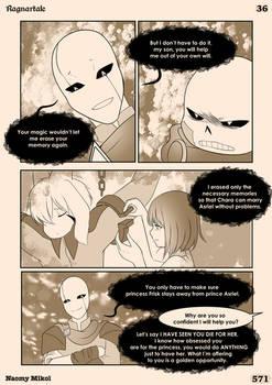 Ragnartale AU / ENGLISH VERSION / Ch 36 / page 571