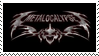 Metalocalypse stamp by Miiroku
