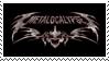 Metalocalypse stamp by Miiroku