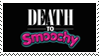 Death to Smoochy Stamp by Miiroku