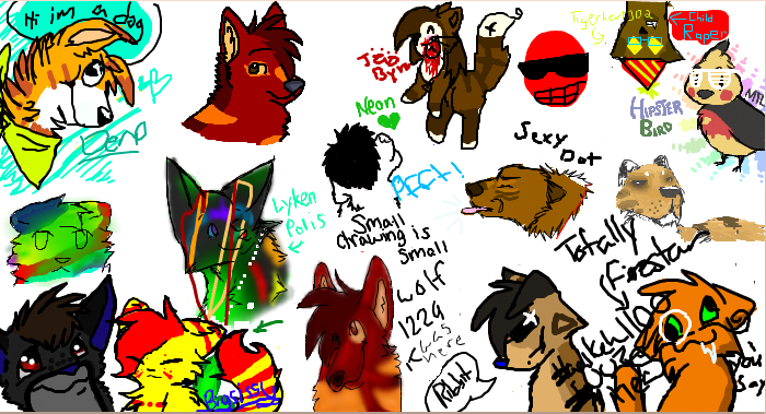 iScribble Crap of the Day by Miiroku