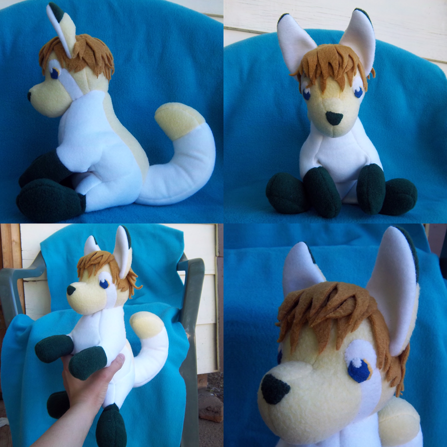 Dhari Plush by Miiroku