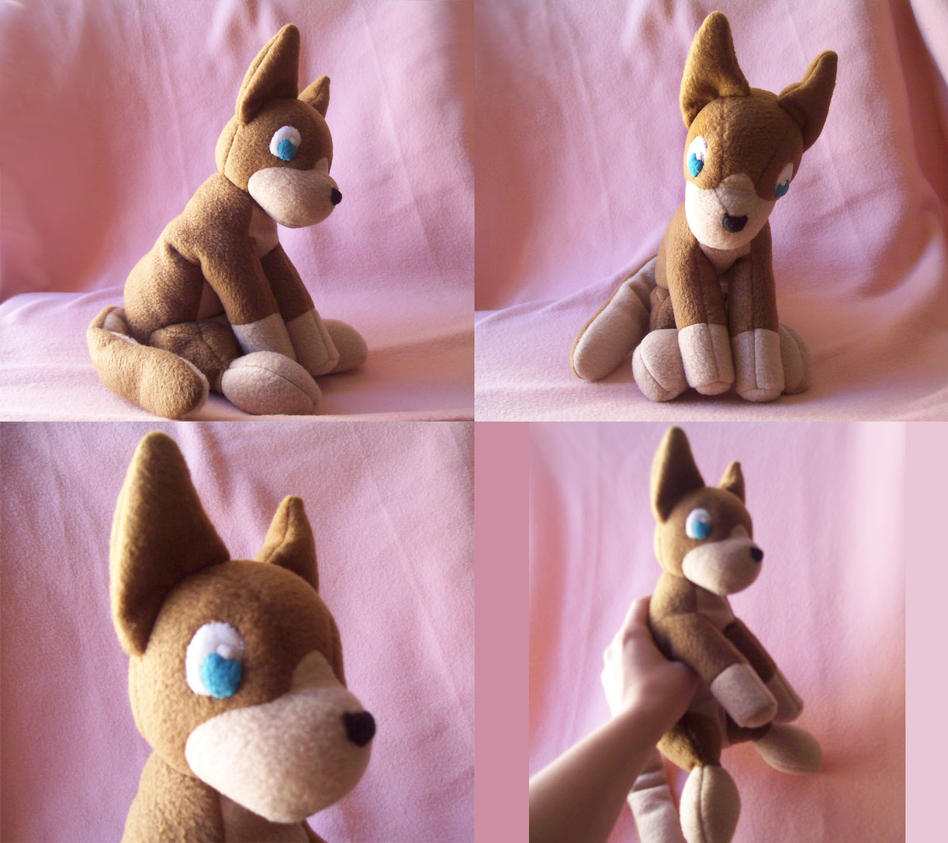 KittenthePsycho Kiara Plush by Miiroku