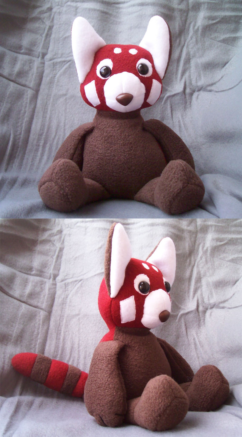 So I Made a Red Panda by Miiroku