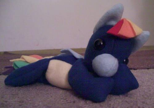 Wonderbolts Rainbow Dash Beanie