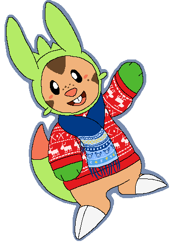 Christmas sweaters are important by Miiroku