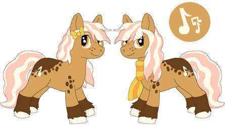 Pony Adopt by Miiroku
