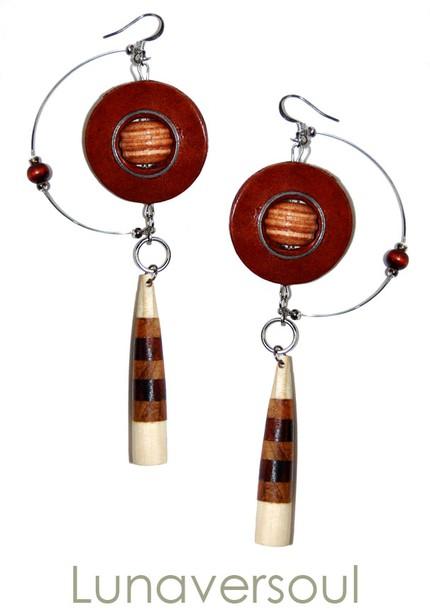 orbital earrings by lunaversoul on deviantart