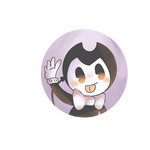 Bendy badge