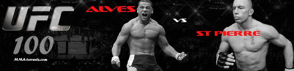 UFC 100 Banner by SapiusPotis