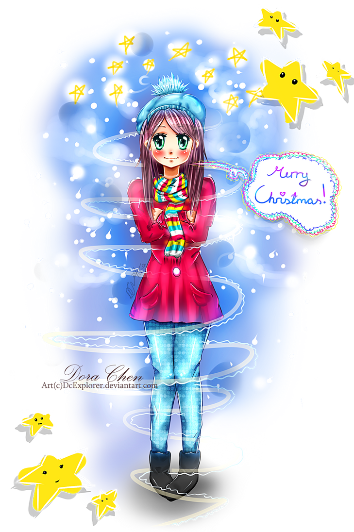Merry Christmas! by ArtsunDmei