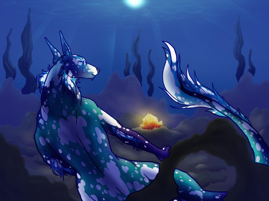 Scyllas Crystal by Abendsonne253