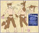 New Character Sheet