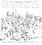 Farewell Forest Raccoons