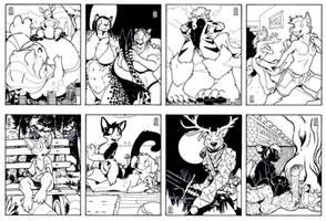 Iron Artist 2, 01-08 by RickGriffin