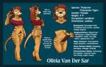Olivia Character Sheet