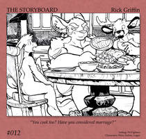 The Storyboard - 012 by RickGriffin