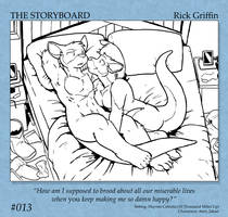 The Storyboard - 013 by RickGriffin