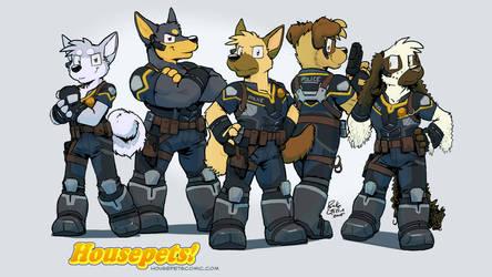 K-9 Squad