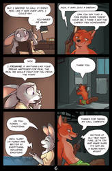 Zootopia: Night Terrors p6 by RickGriffin