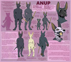 Anup Species Sheet by RickGriffin