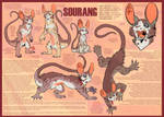 Sourang Species Sheet