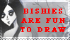 Bishies Stamp by rcsi1stamps