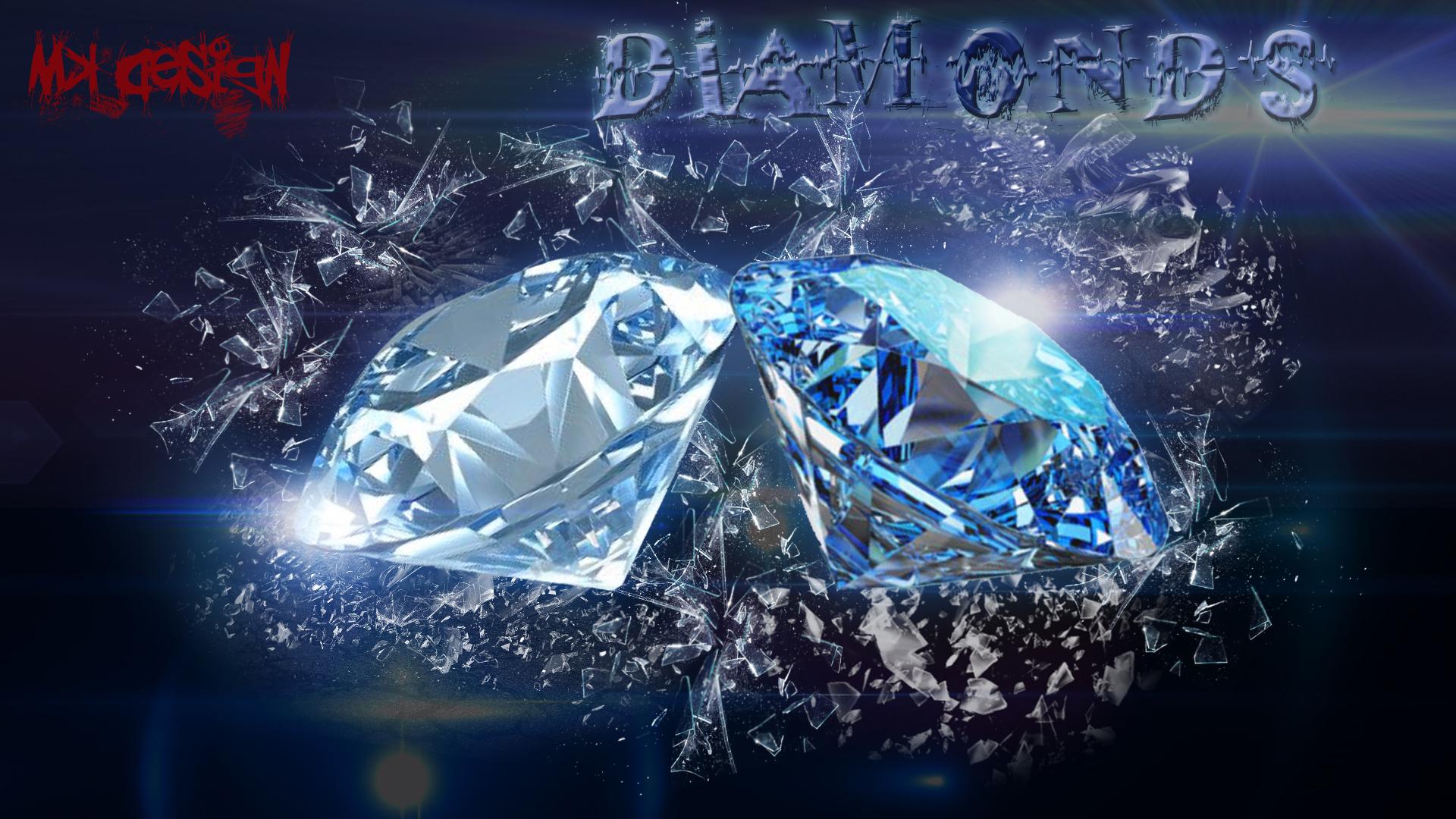 Diamonds by MartecK23