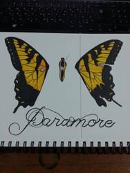 Paramore, Brand New Eyes by StillFallin
