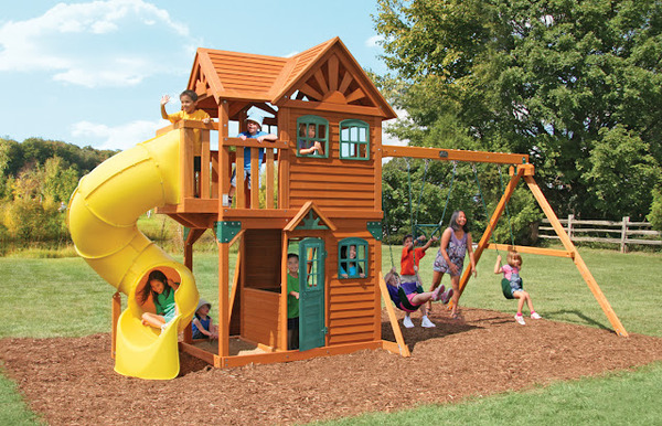 Kids Outdoor Play Equipment By Thomeswillson