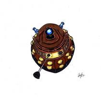 A Dalek Dares To Dream by imtherealjenna