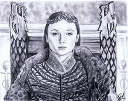 Sansa Queen of the North