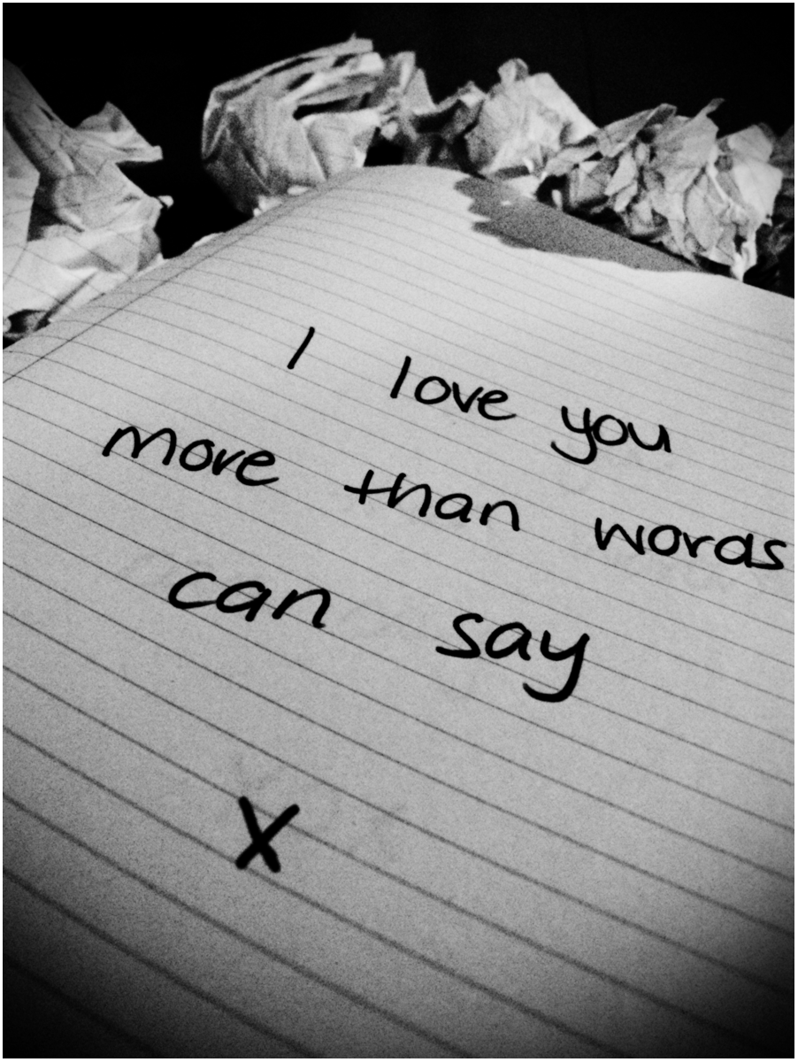 more than words can say --- x by sweetest-surrender on ...