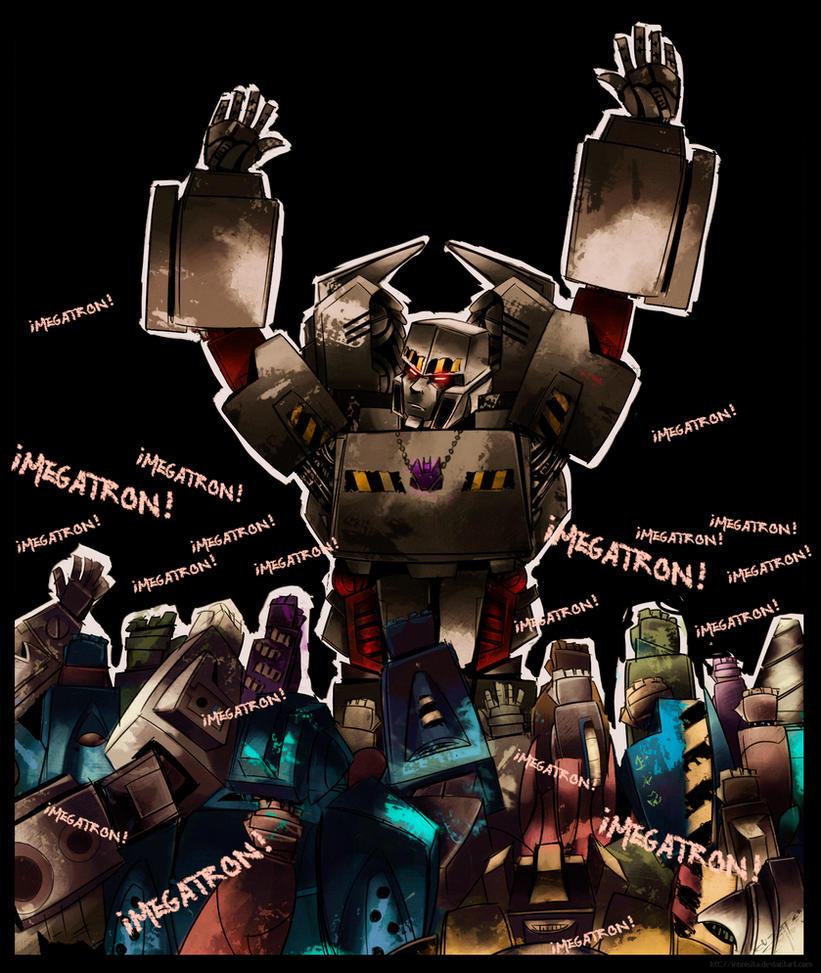 Megatron by iennisita