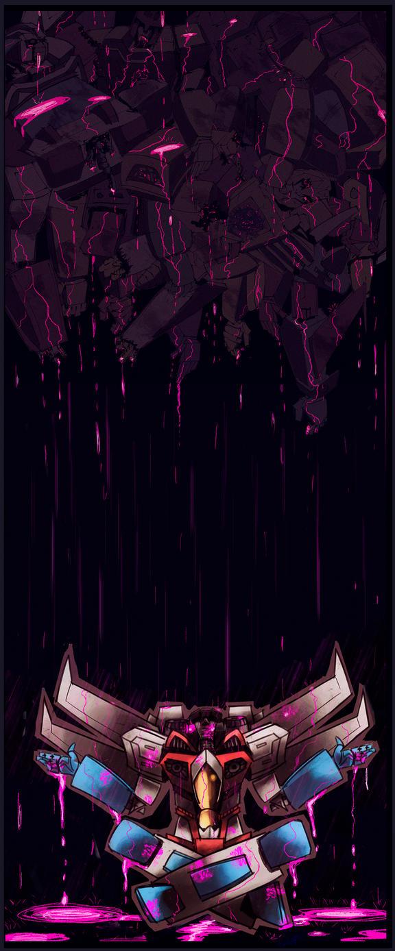 Your rain by iennisita