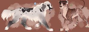 Mutt Adopt. CLOSED: by BeeStarART