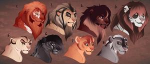 Lion adopt. FLAT PRICE CLOSED: