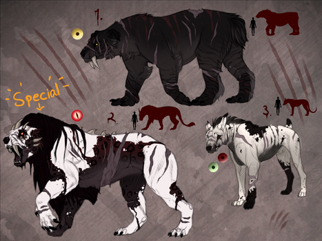 Battle adopts! (Granthrow and more) AUCTION. OPEN