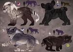 Cub adopt, Granthrow and other! Auction OPEN: