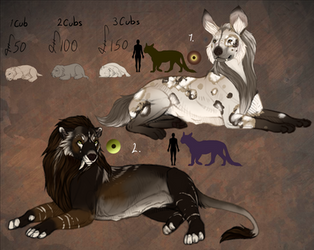 Expecting Granthrow mothers. Adopt. Auction CLOSED by BeeStarART