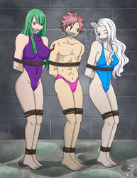 Tie Up Fun Fairy Tail 2 by Bowen12a