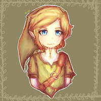 Link by PastaEater27