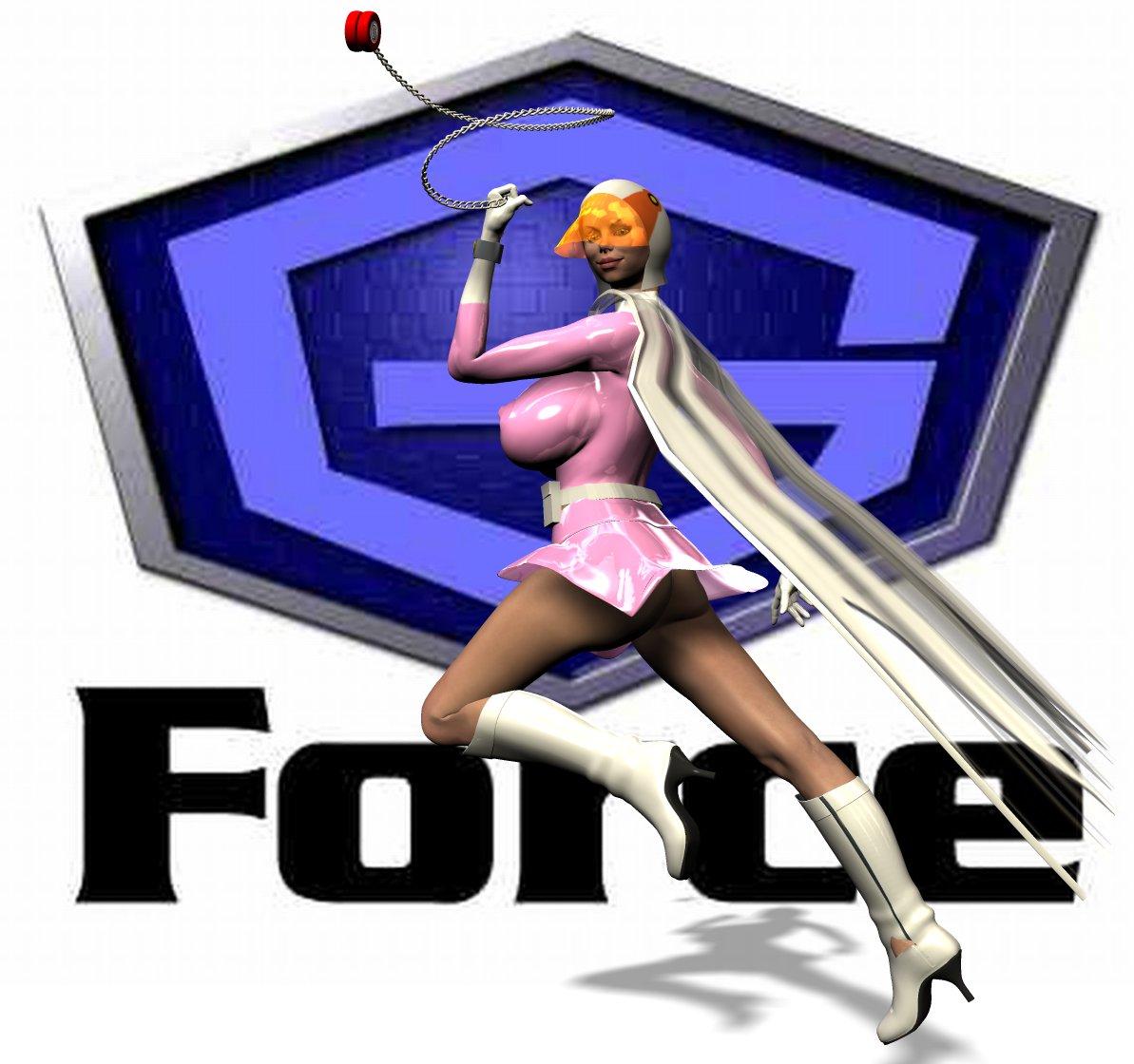 G-Force's Princess by Chup-at-Cabra