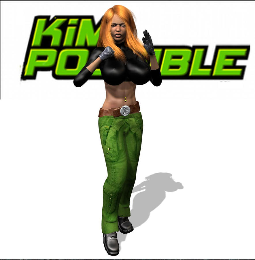 Kim Possible Take One by