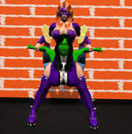She-Hulk Vs Titania