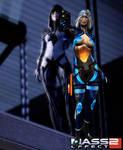 Mass Effect-Kasumi Goto