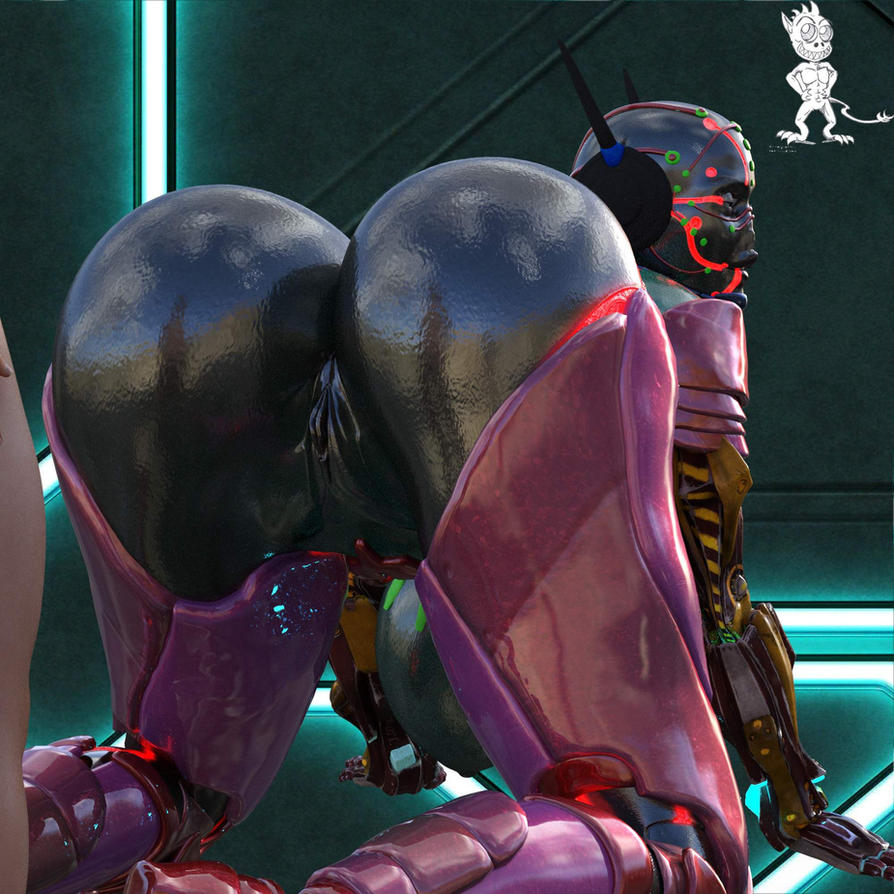 Robooty by Chup-at-Cabra