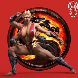 Shokan Warrior Take Three